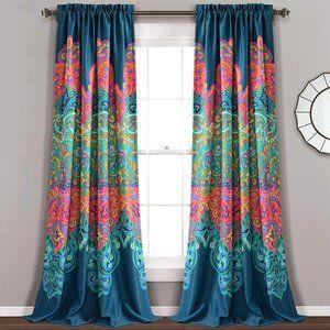 New Boho Chic Curtains